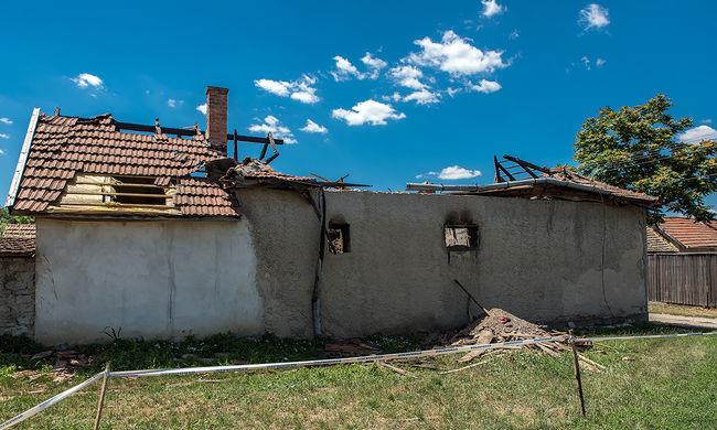 Törökszentmiklósi tragédia: hiteltartozás volt a leégett házon