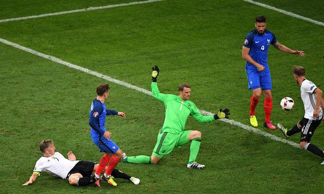 Griezmann a döntőbe lőtte Franciaországot a németek ellen
