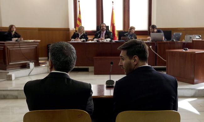 A Bahamákon kaszinózott Messi, mielőtt börtönre ítélték