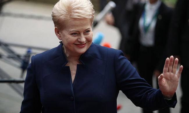 Németországnak át kell vennie a vezető katonai szerepet Európában, a litván elnök szerint