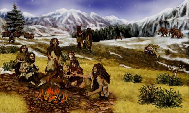 Egymás csontjával élezték szerszámaikat a neandervölgyiek