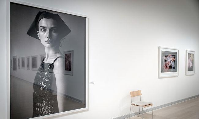 Nők Chanelben a Ludwig Múzeumban - képgaléria
