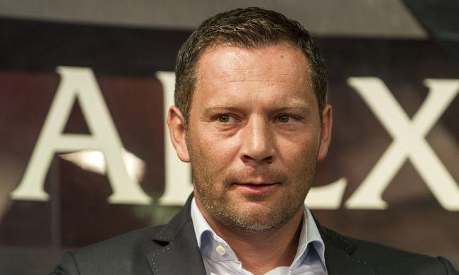 Dárdai Pál meglepő javaslattal állt elő a magyar bajnoksággal kapcsolatban