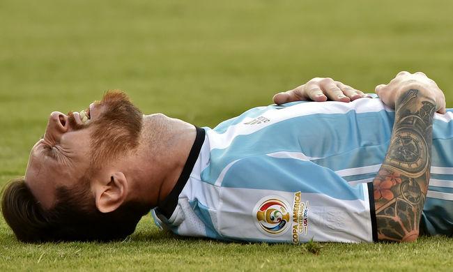 Messi máris meggondolta magát a válogatottal kapcsolatban