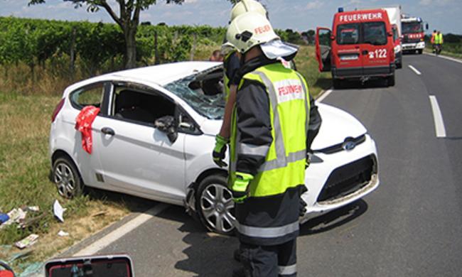 Magyar nőt ért súlyos autóbaleset Ausztriában