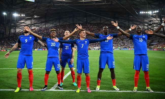 Az izlandiak beszóltak a franciáknak az ellopott ünnepélés miatt