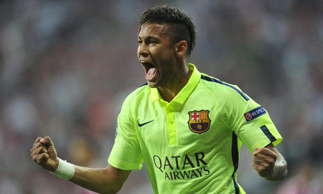 A madridi bíróság szerint Neymar ártatlan volt az átigazolási ügyében