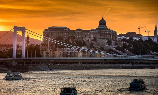 Lenyűgöző videó készült Budapestről
