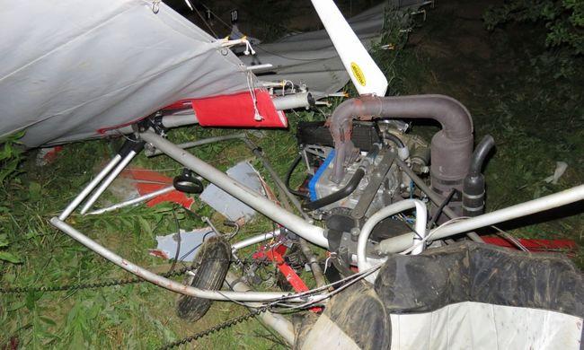 Két férfi halt meg a tragikus sárkányrepülő-balesetben-fotók