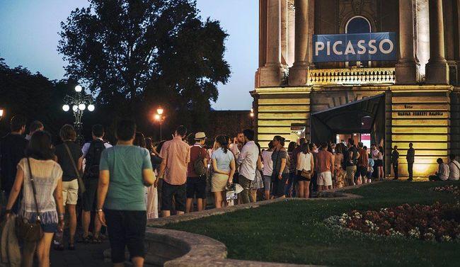 Még július végéig megtekinthető a Picasso-kiállítás