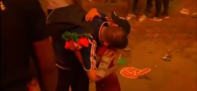 Erről kell szólnia a focinak: portugál kisfiú vigasztalta a zokogó franciát