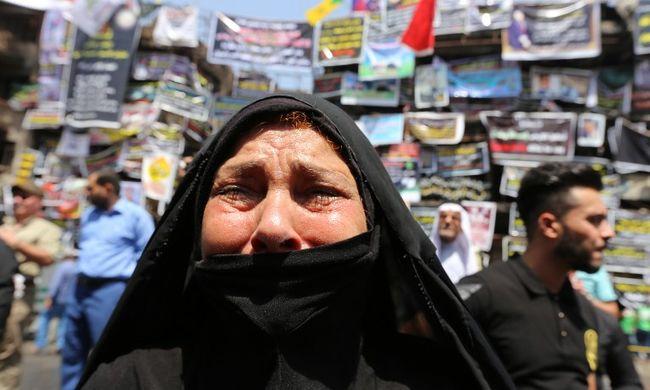 Ma is gyilkolt az Iszlám Állam: Bagdadban robbantottak