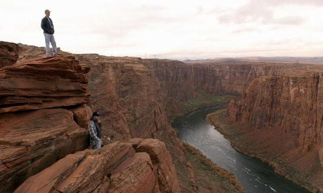 Még kiposztolta a képét a Grand Canyonról, majd lezuhant és meghalt