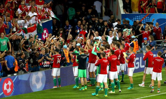 Javított világranglistás helyezésén a magyar fociválogatott