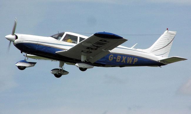 Lezuhant egy repülő Szlovéniában, mindenki meghalt