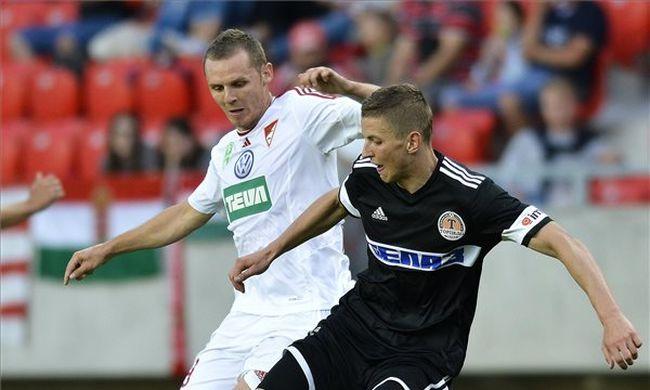 Két vereség, egy győzelem - vegyesen szerepeltek a magyar csapatok az Európa Ligában