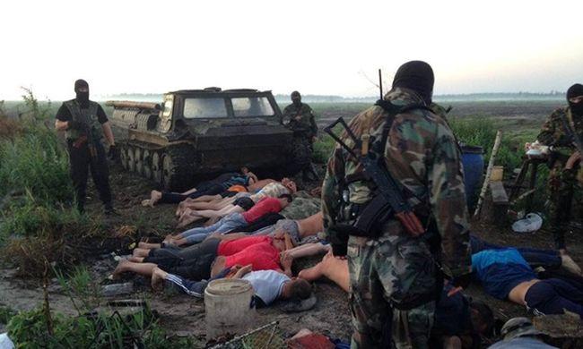 Elkapták az ukrán borostyánmaffiát - harckocsijuk is volt