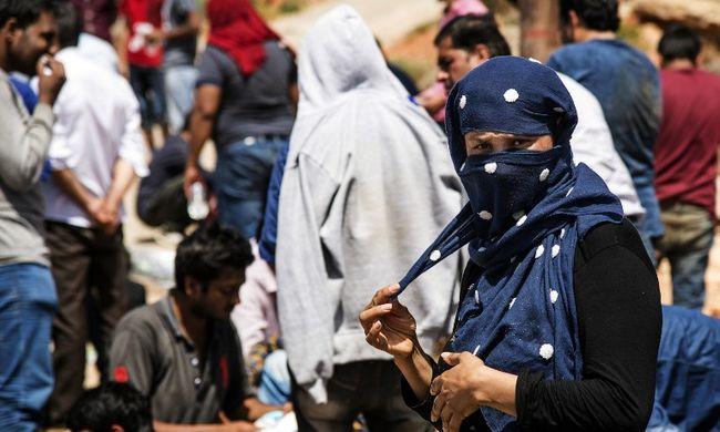 Verekedés tört ki a menekülttáborban, egy ember meghalt