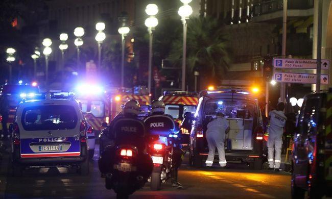 Tovább nőtt a halálos áldozatok száma, egy köztörvényes bűnöző mészárolt Nizzában