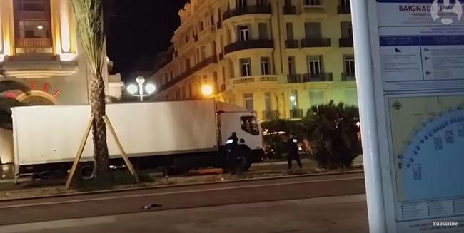 Videó: így végeztek a nizzai merénylővel