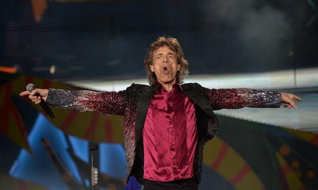 Megszületett Mick Jagger nyolcadik gyereke