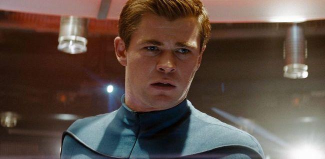 Bejelentették: visszatér Chris Hemsworth az új Start Trek filmben