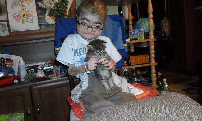 Megindító: összefogással vált valóra a ritka betegségben szenvedő kisfiú álma