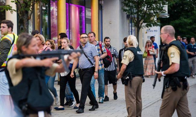 Már egy éve készült a vérengzésre a müncheni lövöldöző