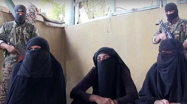 Nőnek öltözve szöktek a terroristák, de elfogták őket