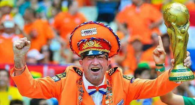 Meghalt a tábornok, gyászol a holland labdarúgás