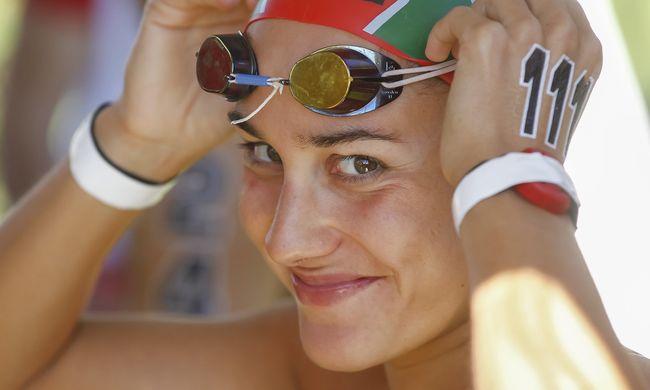 Újabb magyar úszó kapott indulási jogot az olimpián