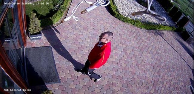 Lebukott: pénzt lopott egy hotelből a jól szituált férfi, felvette a kamera