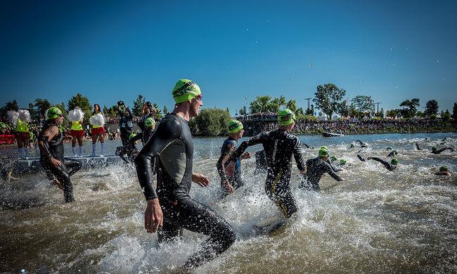 A profi triatlonosok már megszokták, hogy meghalnak az amatőr versenyzők körülöttük
