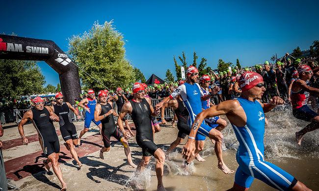 Nézegessen izmos sportolókat! Ironman képgaléria
