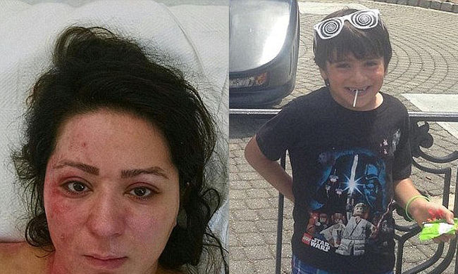 Elképesztő szörnyűséget tett ötéves fiával az anya