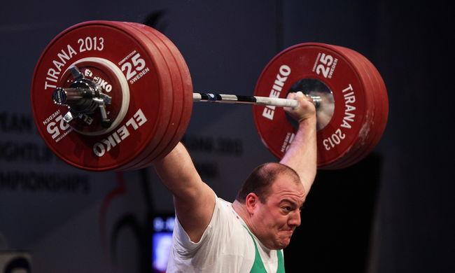 Nem lesz olimpiai bajnok Rióban az egyetlen magyar súlyemelő