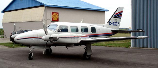 Gyorshír: Lezuhant és félig elsüllyedt egy repülő