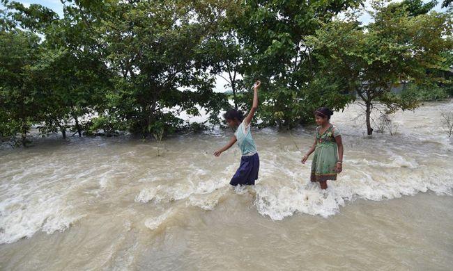 Szélsőséges időjárás tombol ebben az országban, sokan meghaltak