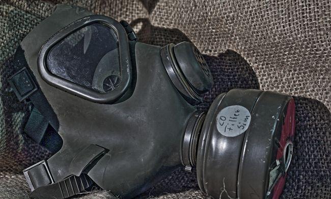 Izrael nem tudta: náci múltú cégtől veszi a gázmaszkokat