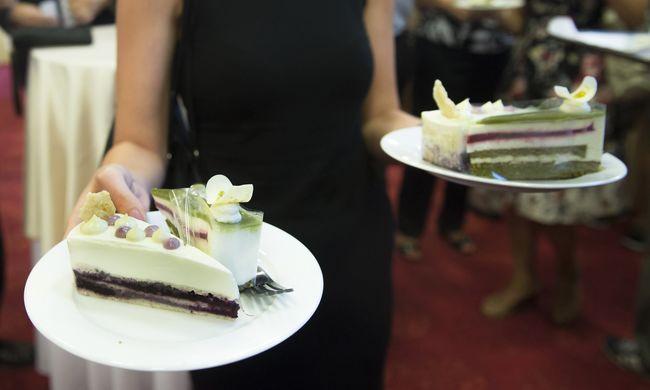 Zöld Arany és Áfonya hercegnő - ezek az ország tortái