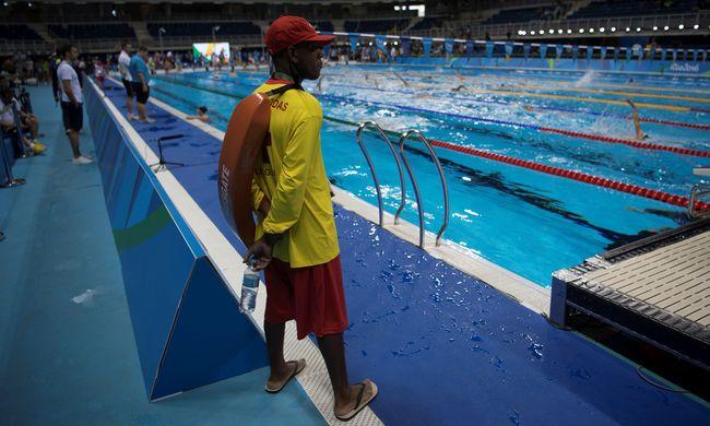 Életmentőket rendelnek ki Hosszú Katinkáék mellé az olimpián