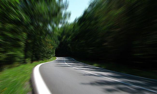 Felesége végignézte a férfi halálát, levágta a fejét az úton az autó