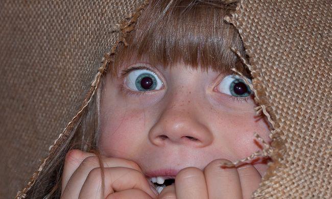 Horrorfilm nézésre kényszerítette a 6 éves kislányt