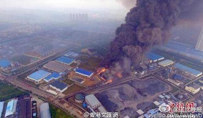 Robbanás történt egy erőműben - 21 halott