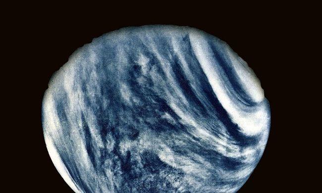 Lakható volt a Vénusz