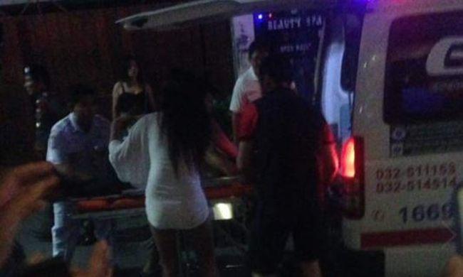Újabb bomba robbant a nyaralók között, sok sérült
