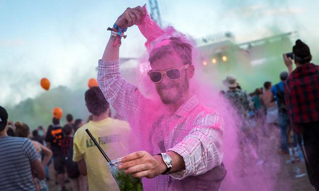 Színek és mosolyok - így buliznak ezrek a Szigeten - képgaléria