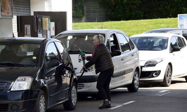 Nincs megállás: tovább drágul a benzin és a gázolaj