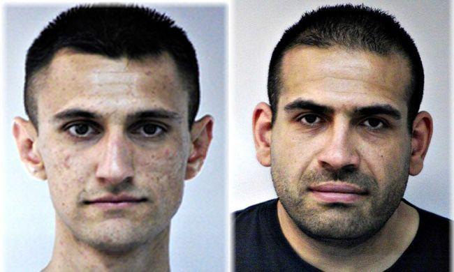 Ezt a két gyöngyösi férfit keresi a rendőrség