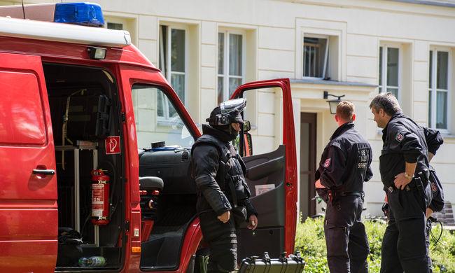 Szögekkel teli bombát akart robbantani egy német fesztiválon